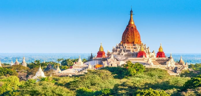 Myanmar Tourism invites: Be Enchanted