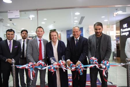 Riyadh welcomes new joint visa application center