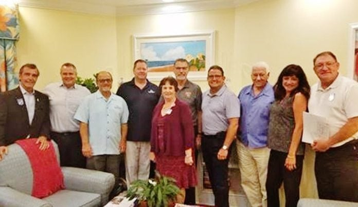 Skal International Orlando continues travel and tourism's commitment to giving