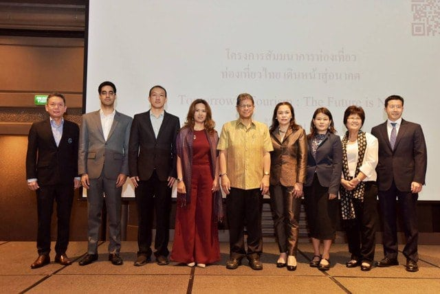 Thai Tourism Industry: Latest trends and product development
