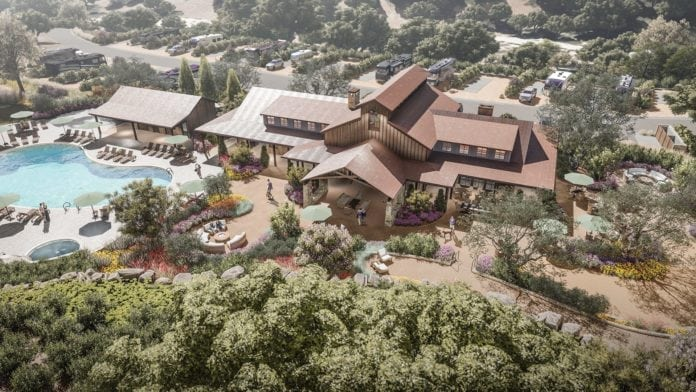 Cava Robles RV Resort Grand Opening