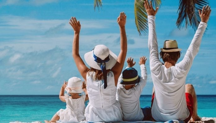 New study released on World Tourism Day: Why travel is important for children