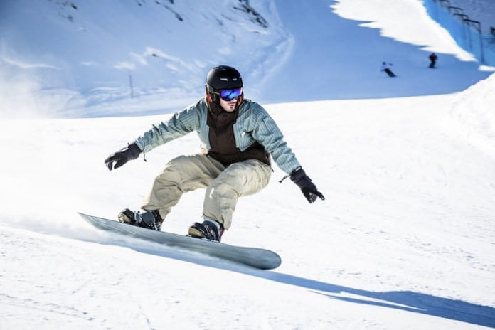 Where to travel to if you're a snowboarding fanatic