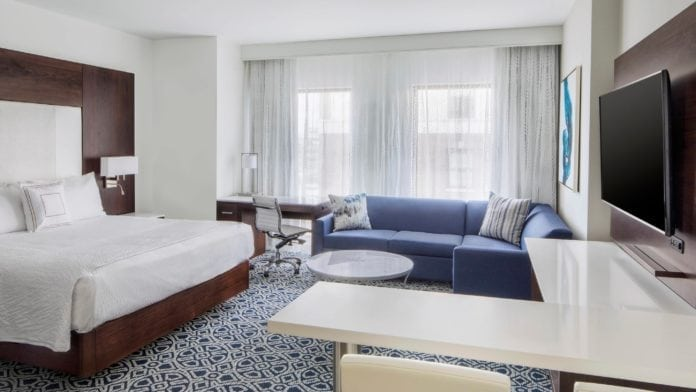 Residence Inn by Marriott to open Stamford, Connecticut's  first extended-stay hotel in late fall 2018