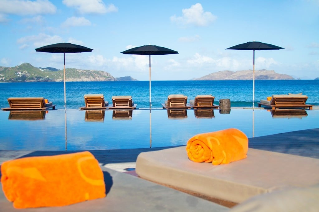 Hotel Christopher in St Barts,