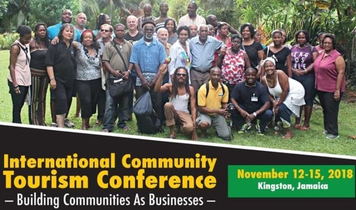 Kingston welcomes IIPT Building Communities as Businesses Conference