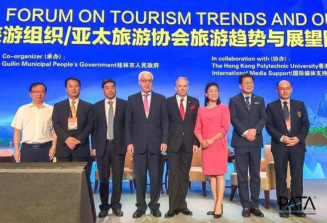 The 12th UNWTO/PATA forum looks into the future of tourism