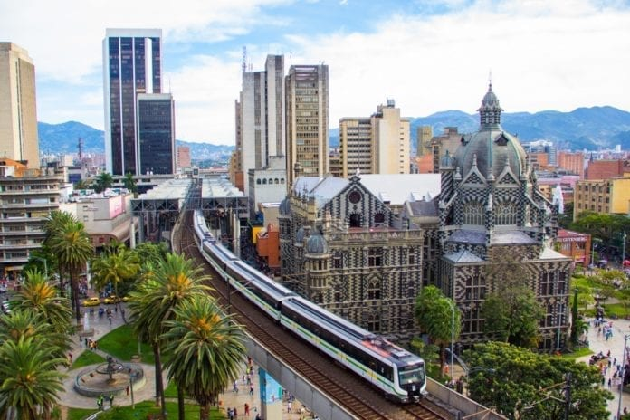Medellin rises amongst North American travelers