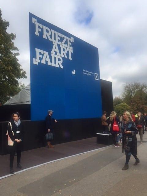 Frieze Art Fair London 2018: Dazzling whirlwind of creativity
