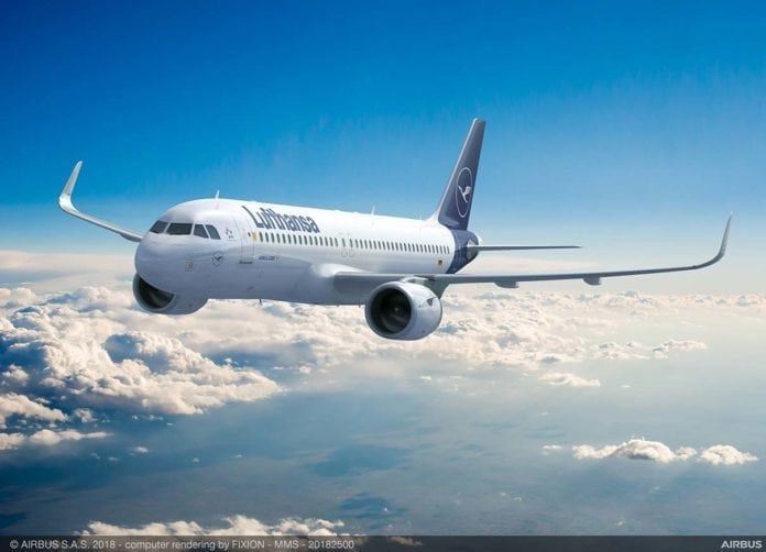Lufthansa Group loves A320neo : 27 times