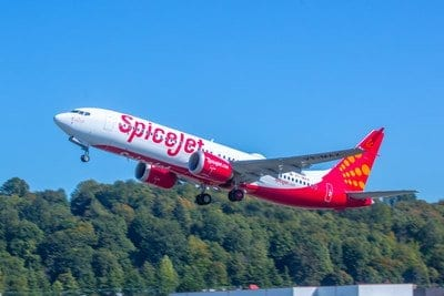 Indian Low-cost Airline Spice Jet received first B737 MAX 8