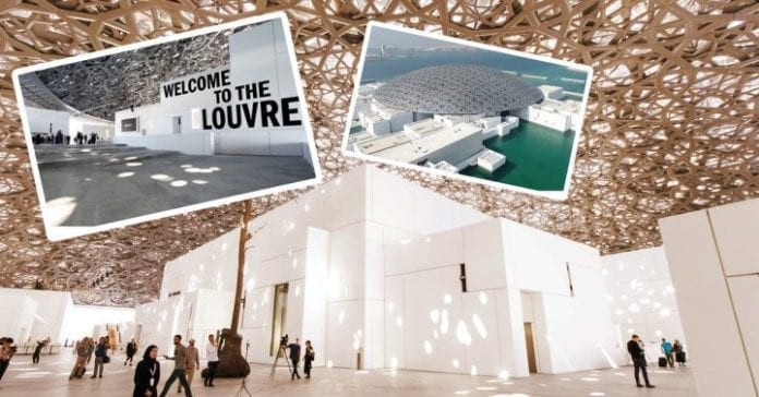The Louvre: In Abu Dhabi?
