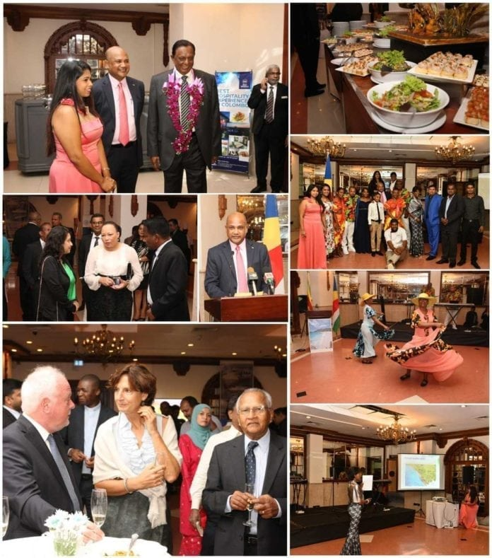 Seychelles and Sri Lanka celebrate 30 years of successful diplomatic relations