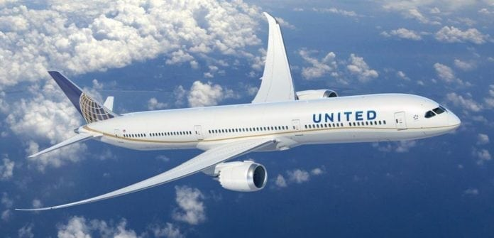 United is going all out for EWR LAX or SFO on B787-10 service