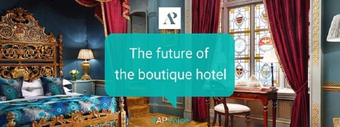 The future of boutique hotels