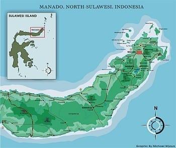 No earthquake and tsunami here: North Sulawesi wants tourists