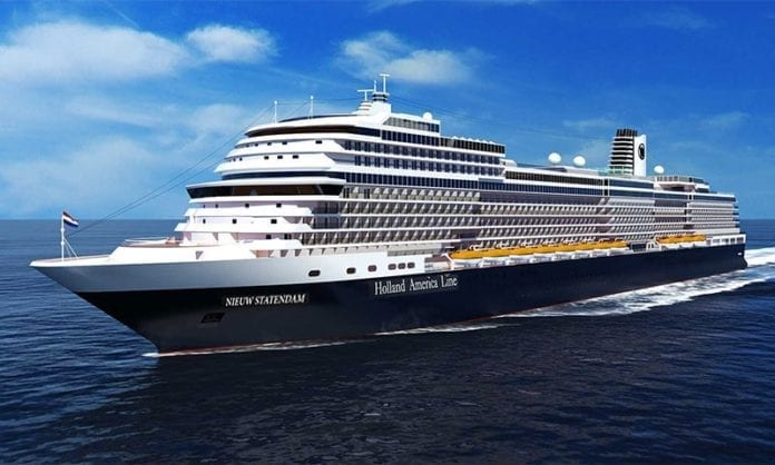 Holland America Line shares 30 fun facts about Nieuw Statendam