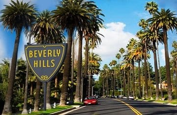 "Beverly Hills named 2018 ""Luxury Destination of the Year – USA"""