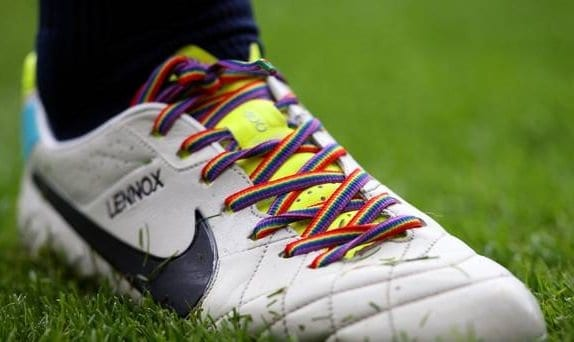 Bermuda World Rugby Classic celebrates equality and inclusion with rainbow shoelaces