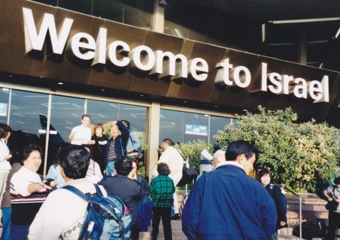 Israel brakes the 2017 record for inbound tourism with 3.6 million visitors