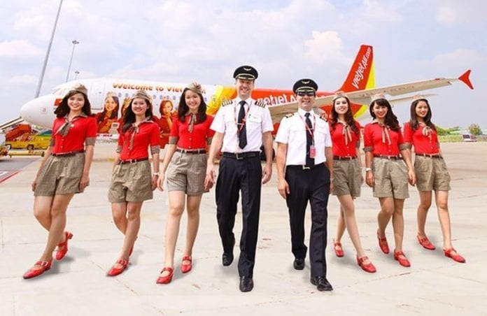 Vietjet's growth hits new heights