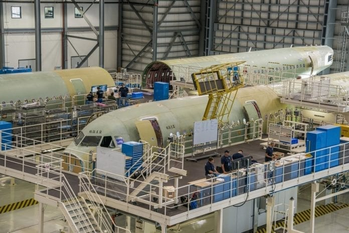 Airbus ready to begin construction of new US production facility