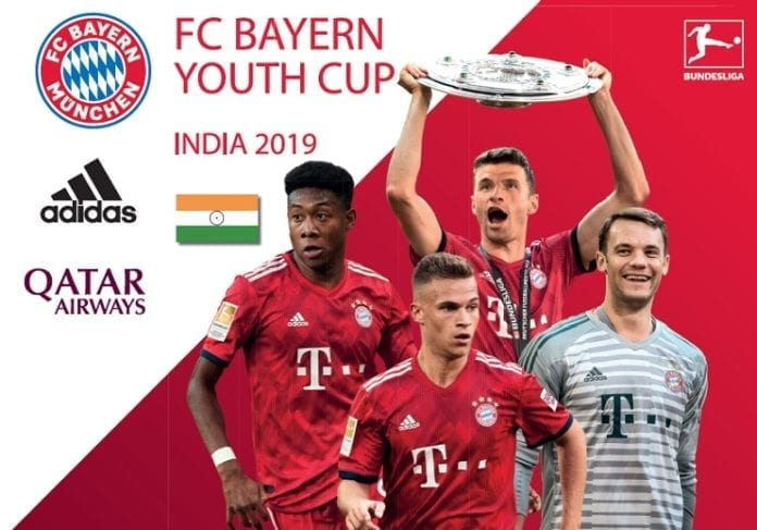 Qatar Airways, FC Bayern München AG and Adidas launch Youth Cup in India