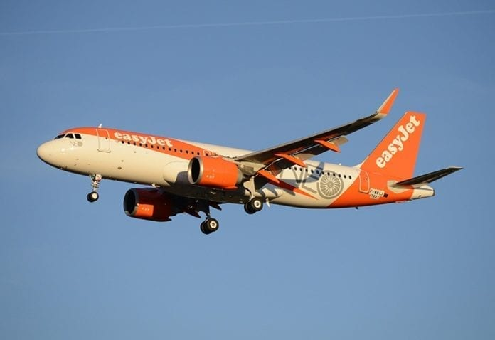 EasyJet orders additional 17 Airbus A320neo jets