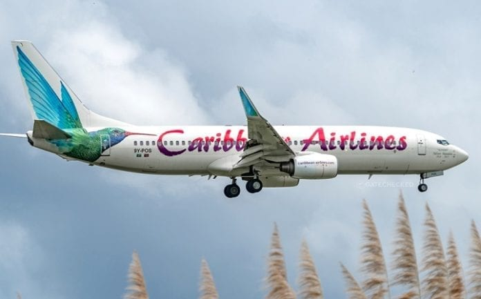 Caribbean Airlines orders 12 Boeing 737 MAX 8 jets