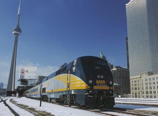 VIA Rail reports passenger growth for 11th consecutive quarter