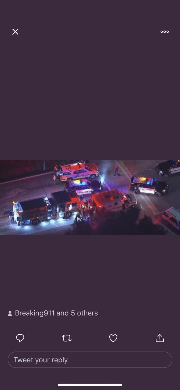 Terror attack unfolding in Southern California