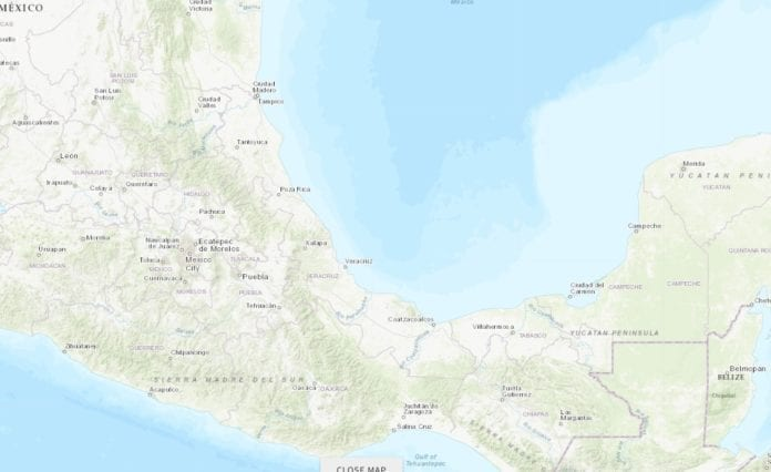 6.0 Earthquake recorded in the Caribbean Sea