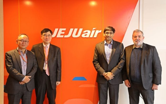 Jeju Air demonstrated booming aviation growth in South Korea