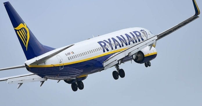 Ryanair leads the way in the battle to tackle plastic pollution
