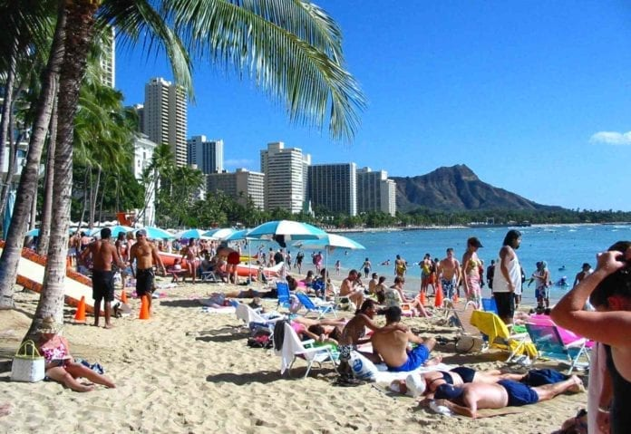 Hawaii Tourism publishes comprehensive report for 2017