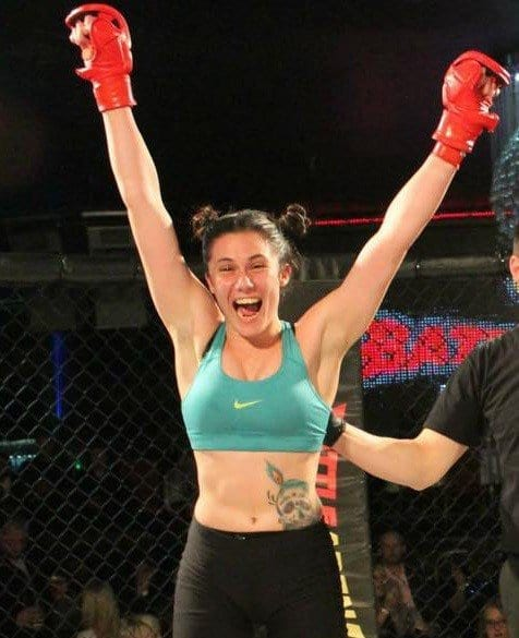 Maltese MMA fighterMarilyn Micallef first ever for Malta in top-ranked MMACompetition