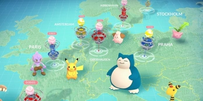 What does World Tourism have in common with Pokemon Go?