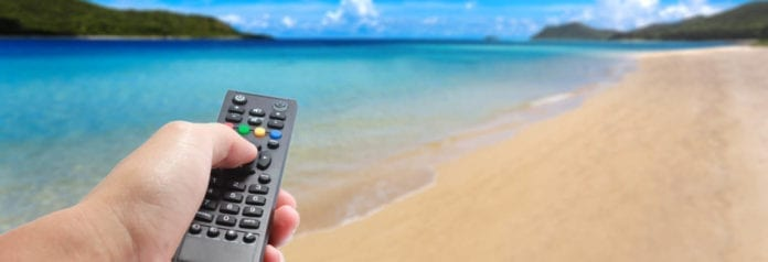 """""""Seen on screen:"""" More than three million holidays are inspired by TV shows"""