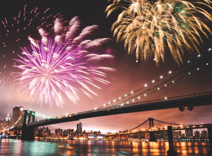 What destinations are trending with independent travelers for New Year?