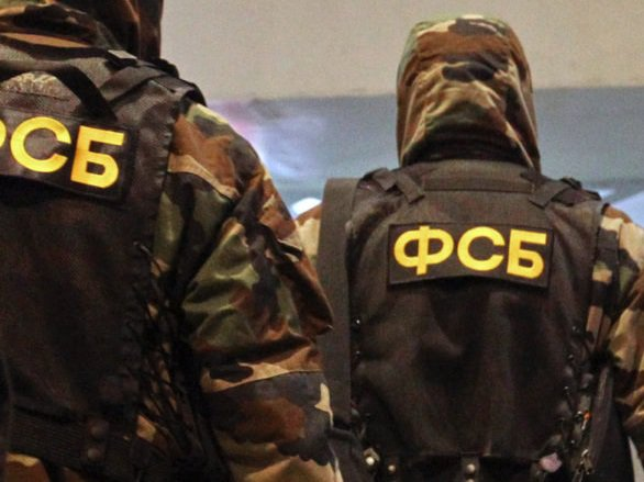 American tourist arrested in Moscow 'on suspicion of espionage'