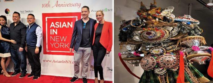 Asia thumps New York fashion