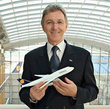 Former Lufthansa Chairman of the Supervisory Board and Chief Executive Officer died
