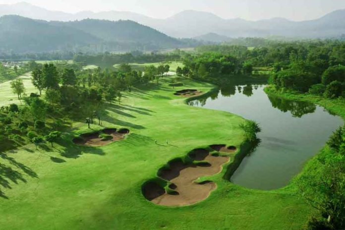 Two Korean tourists in Northern Thailand dead after golfing accident