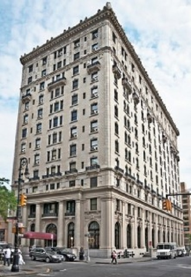 Hotel history: Hotel Bossert once owned by Jehovah's Witnesses