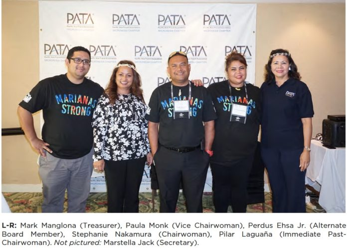 PATA Micronesia Chapter: New Board of Directors and Chairs