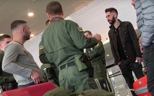 In bizarre tit-for-tat, Ukraine detains, denies entry to Israeli tourists