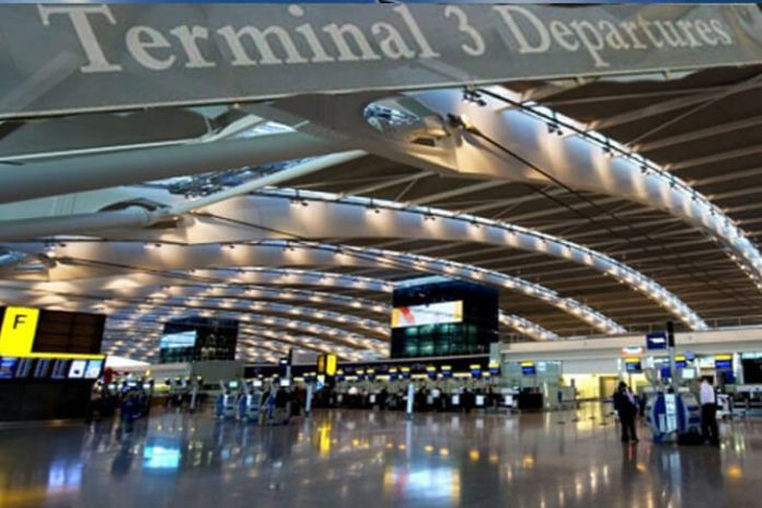 'Not terror-related': Man with 'knife' arrested at Heathrow Airport