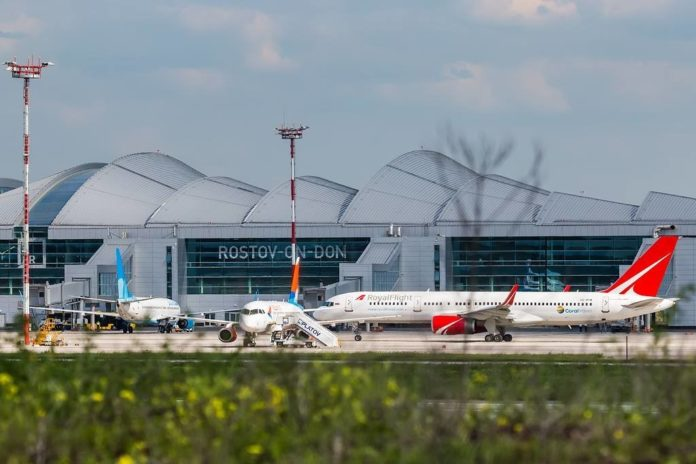 Platov International becomes first ever five-star Russian airport