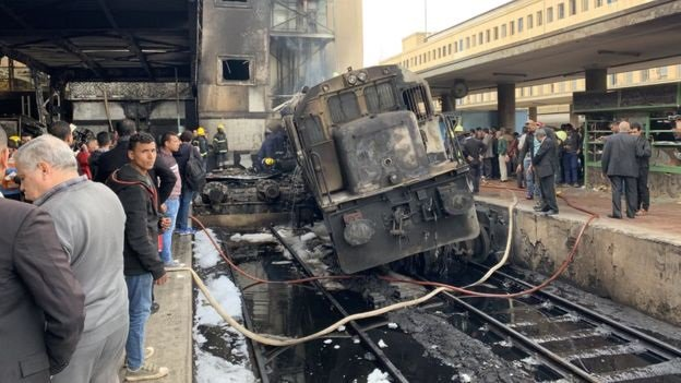 Inferno: 25 people killed, 50 injured in Cairo's Ramses Train Station blaze
