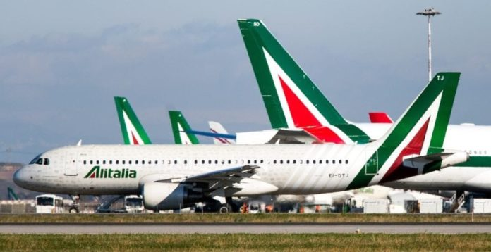 Alitalia airline: Of back doors and scoundrels?